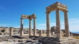 Monumen Rhodes, landmark, situs sejarah dan arkeologi