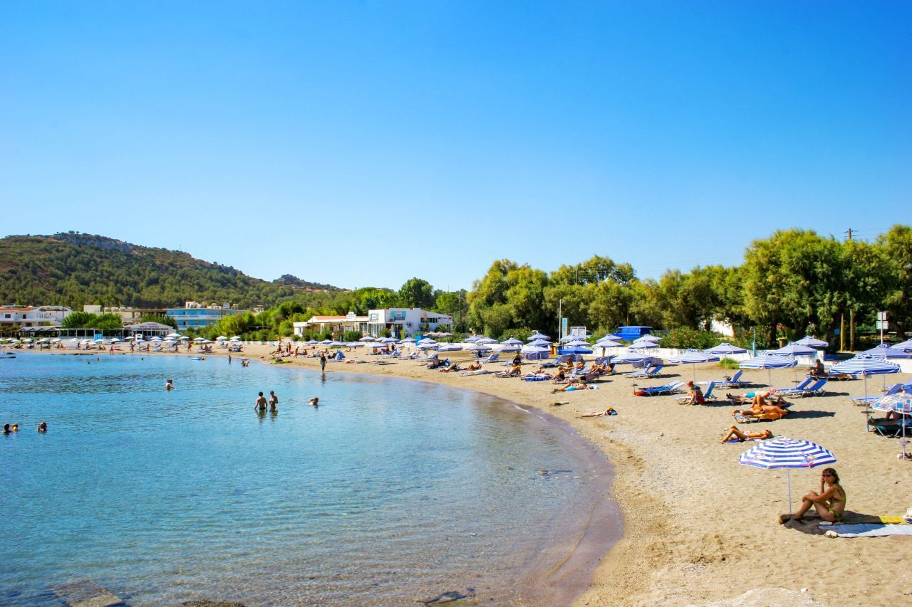 Paket Liburan Wisata Pantai Di Faliraki Yunani