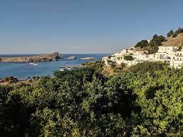 Lindos Menjadi Bintang Abadi Rhodes