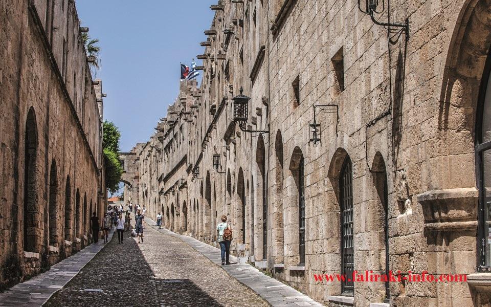 Rhodes Sebagai Api Abadi untuk Yunani